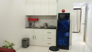Studio apartment in Banani DOSH. Best for couples to stay