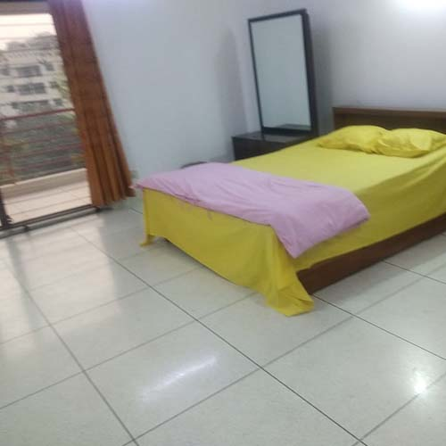 Large furnished apartment for rent in Dhaka