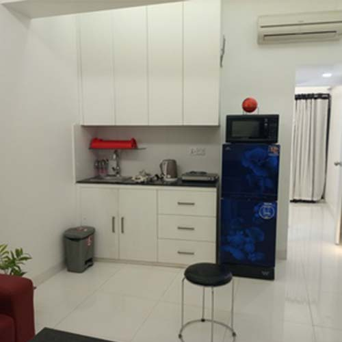 Furnished apartment for rent in Dhaka