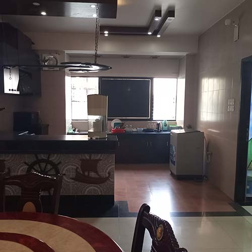 Fully furnished apartment for rent in Uttara